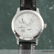 Jaeger-LeCoultre Master Control 146.6.17 Very good Platinum 41.5mm Automatic