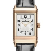 Jaeger-LeCoultre Reverso Classic Small Roségold 35.78mm Silber Arabisch