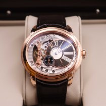 Audemars Piguet Millenary 4101 Or rose 47mm Gris Romain