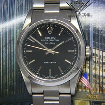 Rolex Air King Precision Steel 34mm Black No numerals United States of America, Florida, 33431