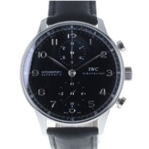 IWC Portuguese Chronograph Acier 41mm France, Lyon