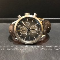 TAG Heuer Carrera Calibre 1887 Steel 41mm Brown No numerals Singapore, Singapore