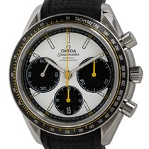 Omega Speedmaster Racing Steel 40mm White United States of America, Texas, Austin