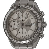 Omega Speedmaster Date Steel 39mm Silver United States of America, Texas, Austin