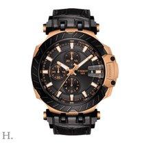 Tissot T-Race neu 2019 Automatik Chronograph Uhr mit Original-Box und Original-Papieren T115.427.37.051.01