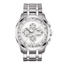 Tissot Couturier T035.627.11.031.00 New Steel 43mm Automatic