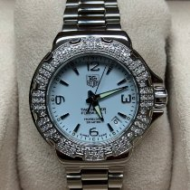TAG Heuer WAC1215 Steel Formula 1 Lady 37mm pre-owned