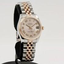 Rolex Lady-Datejust Acero y oro 31mm Rosa Romanos