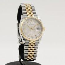 Rolex Datejust Acero y oro 36mm Oro Sin cifras