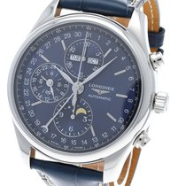 Longines Master Collection Steel Blue