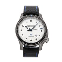Bremont MODEL1-WH pre-owned
