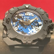 RSW Steel 46.2mm Automatic pre-owned
