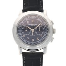 Patek Philippe Chronograph 5070P-001 2008 pre-owned