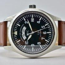 IWC Fliegeruhr Spitfire UTC IW3251 Gut Stahl 39mm Automatik Deutschland, Iffezheim
