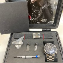 Oris ProDiver Chronograph Titane 51mm Noir
