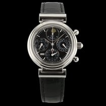 IWC Da Vinci Perpetual Calendar new 2001 Automatic Chronograph Watch with original box and original papers IWC375030