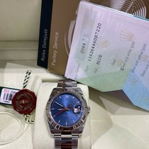 Rolex Datejust Turn-O-Graph 36mm Blau