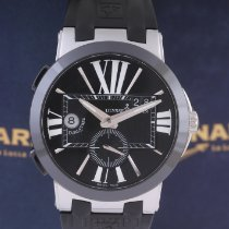 Ulysse Nardin 243-00-3/42 Steel Executive Dual Time 43mm pre-owned