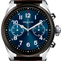 Montblanc Summit Steel 42mm Black