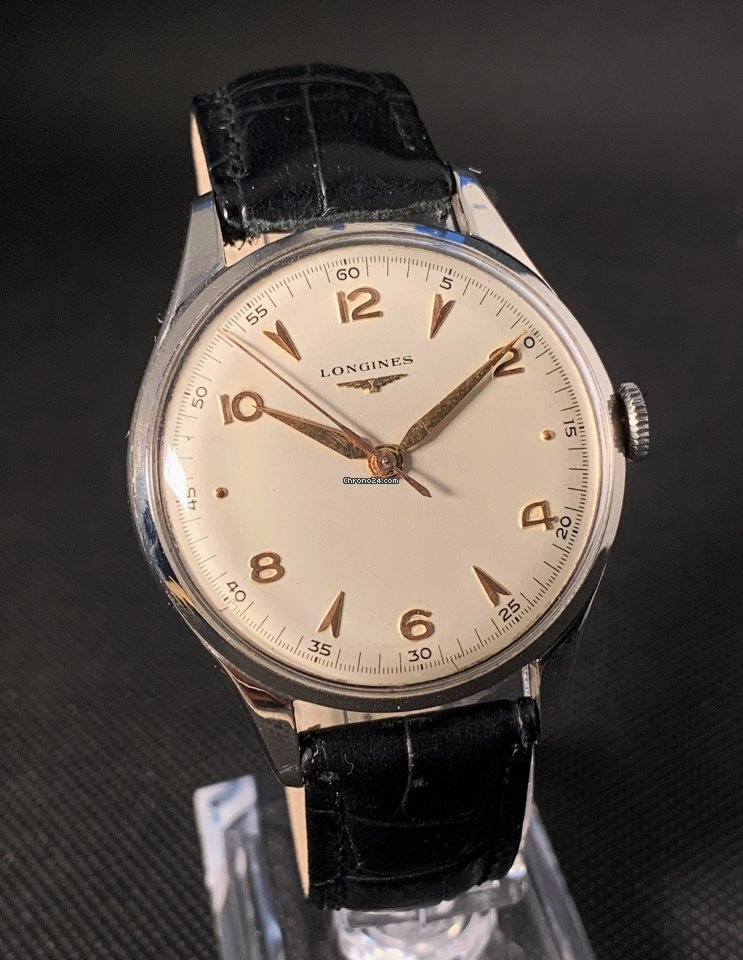Longines Longines Ref 6334 1952 pre-owned