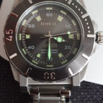 Breil Steel 43mm Quartz TW0734 pre-owned
