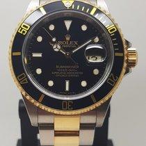 Rolex Submariner Date Acier 40mm Noir Sans chiffres France, LYON - Tassin La Demi Lune