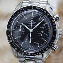 Omega Speedmaster Reduced Steel 39mm Black No numerals United States of America, Connecticut, Darien