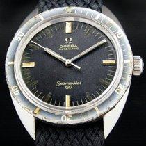 Omega Seamaster Steel 37mm Black No numerals United States of America, Utah, Draper