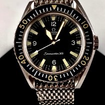 Omega Seamaster 300 Steel Black Arabic numerals United States of America, Texas
