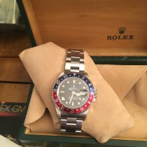 Rolex GMT-Master new 1993 Automatic Watch with original box and original papers 16700