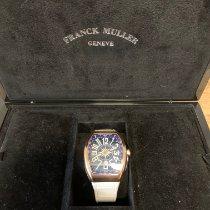 Franck Muller Vanguard Rose gold Blue