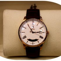 Ernest Borel Rose gold 40mm Automatic new