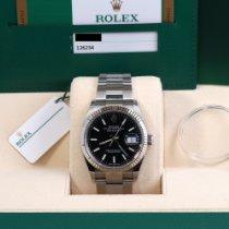 Rolex Datejust Steel 36mm Black United States of America, California, Beverly Hills