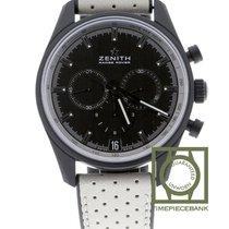 Zenith El Primero Chronomaster nouveau 2020 Remontage automatique Chronographe Montre avec coffret d'origine et papiers d'origine 24.2040.400/27.R797