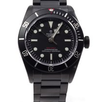 Tudor Black Bay Dark Steel 41mm Black