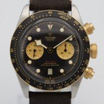 Tudor Black Bay Chrono Gold/Stahl 41mm Schwarz Keine Ziffern Deutschland, Hamburg