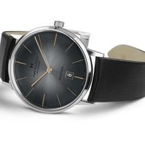 Hamilton Steel Automatic Black 42mm new Intra-Matic
