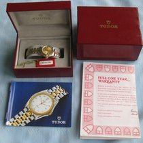Tudor Prince Oysterdate Gold/Steel 25mm Gold United States of America, Florida, Port Orange