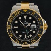Rolex 116713LN Acero y oro 2007 GMT-Master II 40mm usados España, Barcelona