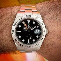 Rolex Explorer II 216570 2017 occasion