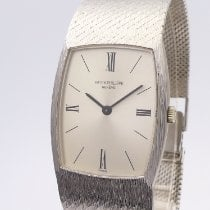 Patek Philippe White gold 26mm Manual winding Patek Philippe 3528/3 Extra Thin Vintage Klassik Weißgold pre-owned