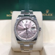 Rolex Datejust 116244 New Steel 36mm Automatic
