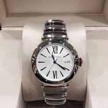 Bulgari Lucea LU36C6SSD 102383 New Steel 36mm Automatic