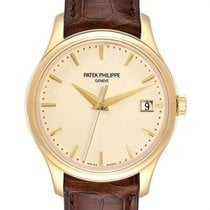 Patek Philippe 5227 Yellow gold Calatrava 38mm pre-owned United States of America, Georgia, Atlanta