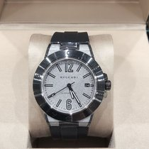 Bulgari Diagono 1BVLGARI 102427 New Ceramic 41mm Automatic