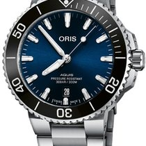Oris Aquis Date new Automatic Watch with original box