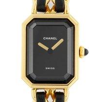 Chanel Quartz Noir Sans chiffres 26mm occasion Première