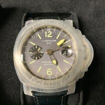 Panerai Luminor GMT Automatic Titan 44mm Schwarz Arabisch Deutschland, Erkelenz