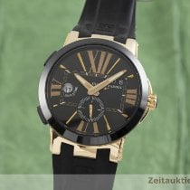 Ulysse Nardin Executive Dual Time 246-00 Very good 43mm Automatic