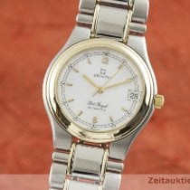 Zenith Port Royal Or/Acier 34mm Blanc
